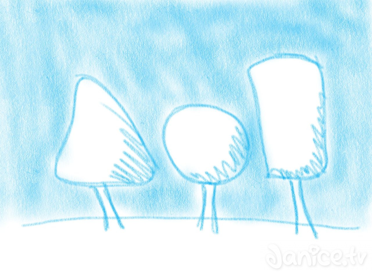 illustration baeume1 11