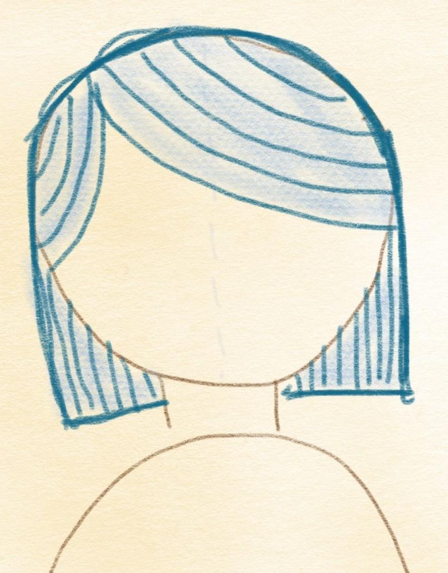 haarkurs kurze haare 5