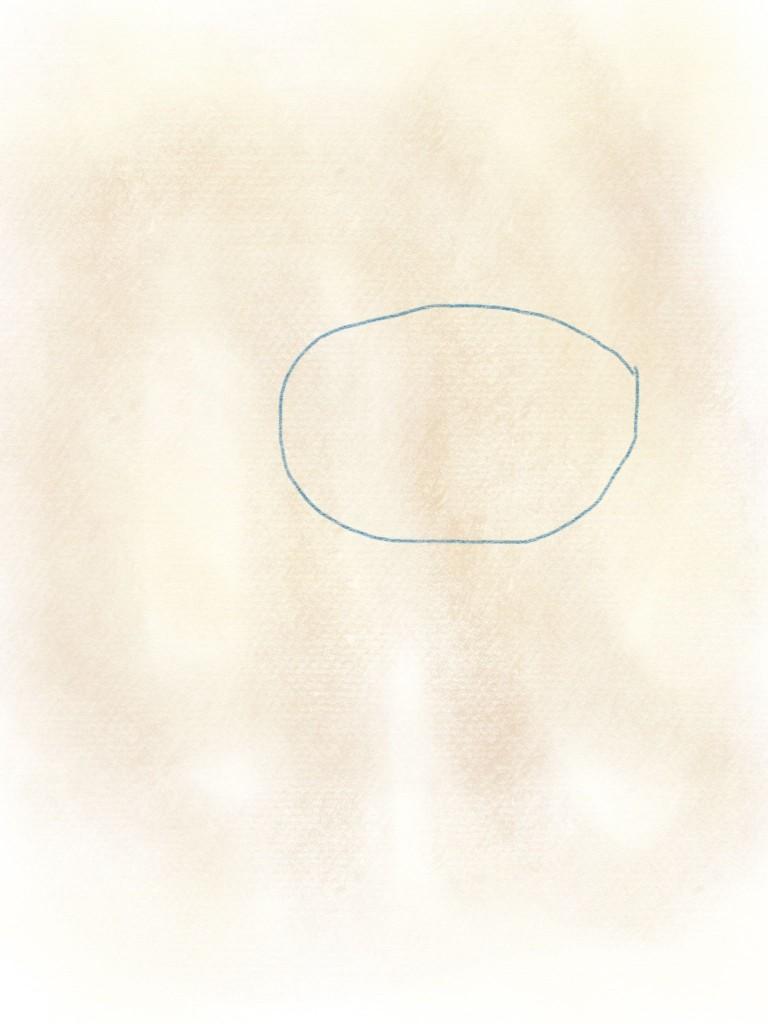 illustration kiwi zeichnen – 01