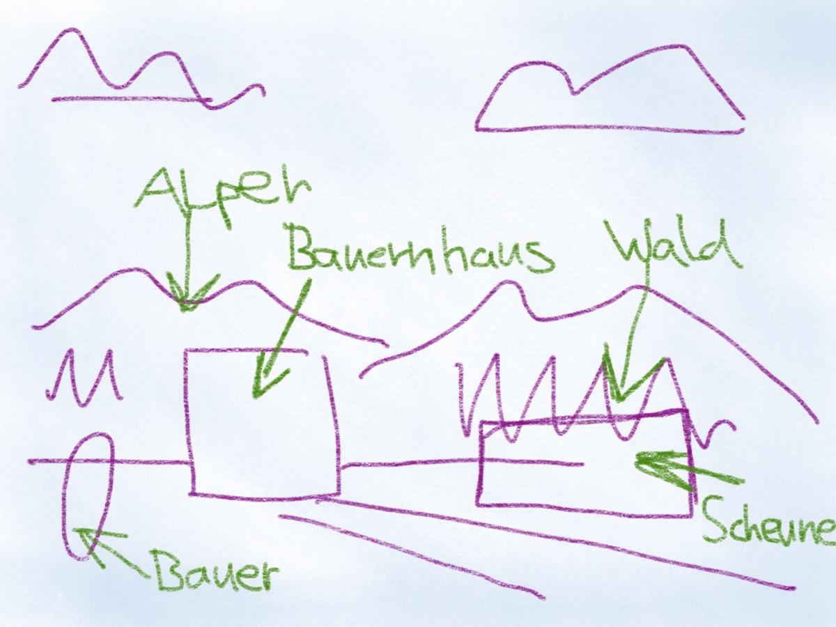 Komplizierte Dinge zeichnen - 3 Minuten Kreativkurse - Janice.tv