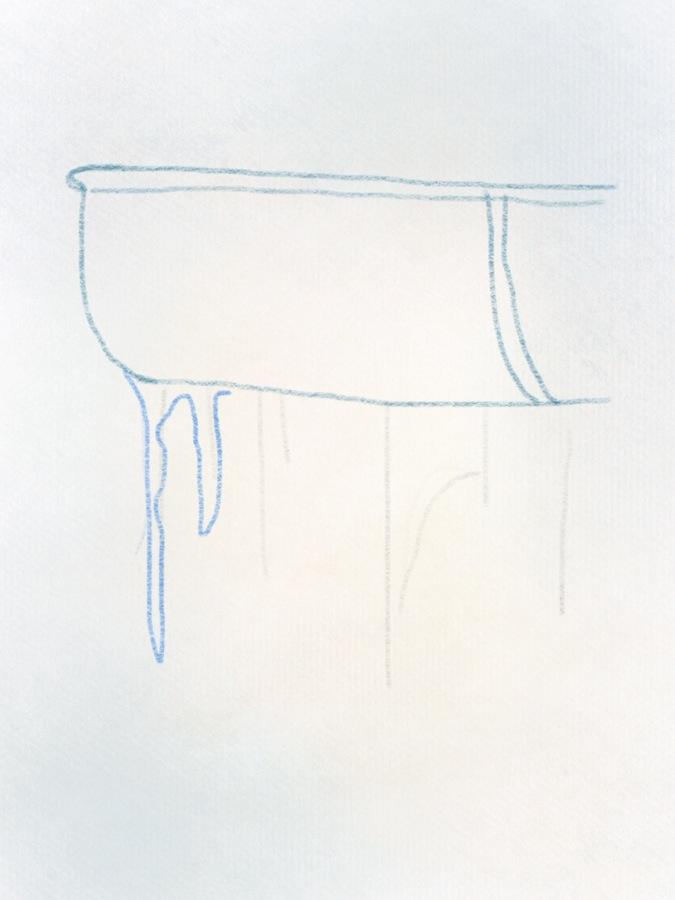 Eiszapfen zeichnen teil 1 – 05
