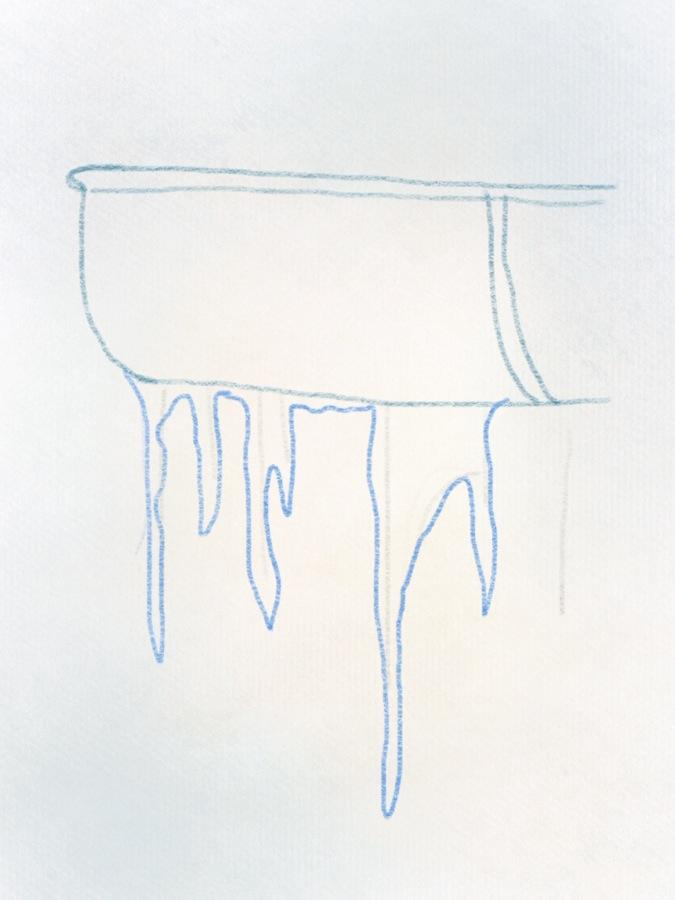 Eiszapfen zeichnen teil 1 – 07
