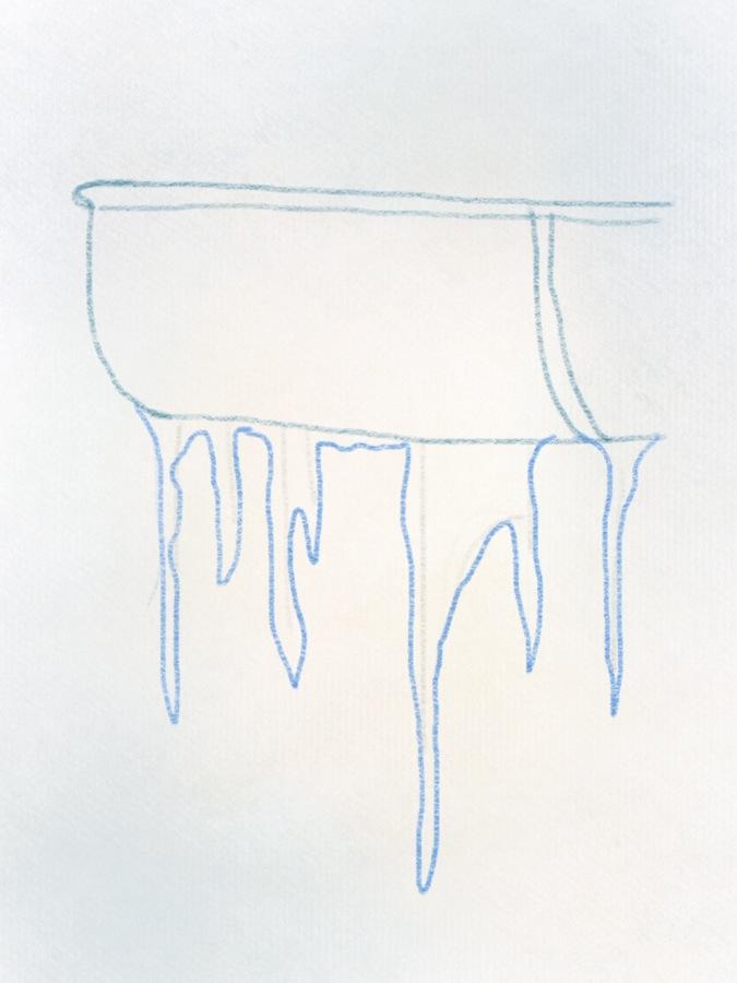 Eiszapfen zeichnen teil 1 – 08