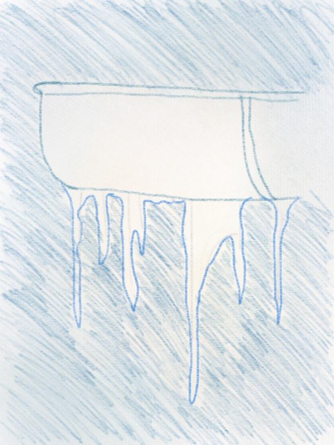 Eiszapfen zeichnen teil 1 – 09
