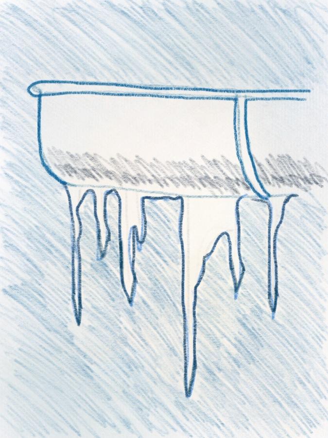Eiszapfen zeichnen teil 1 – 11