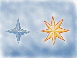 weihnachten sterne zeichnen – 12