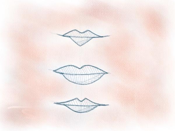 gesicht mund – 13