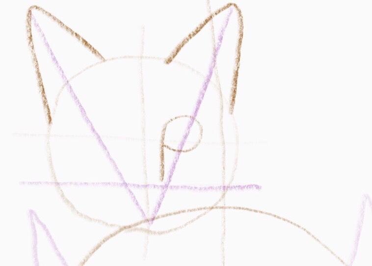 katze zeichnen 09
