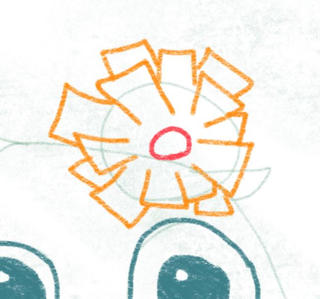 Eule_zeichnen_blume