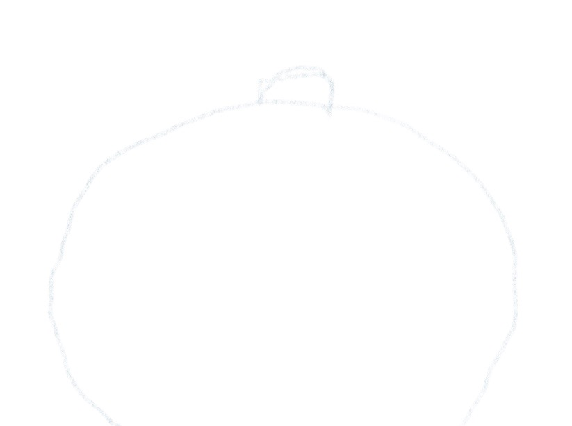 Hubschrauber zeichnen - Nabe /Drehachse