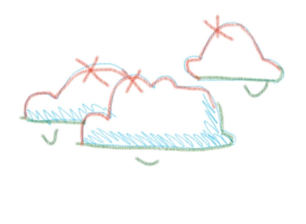 illustration wolken 11 von 14
