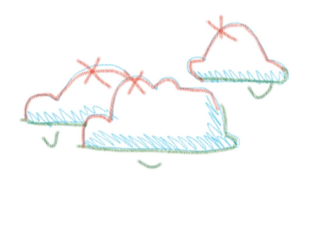 illustration wolken 12 von 14