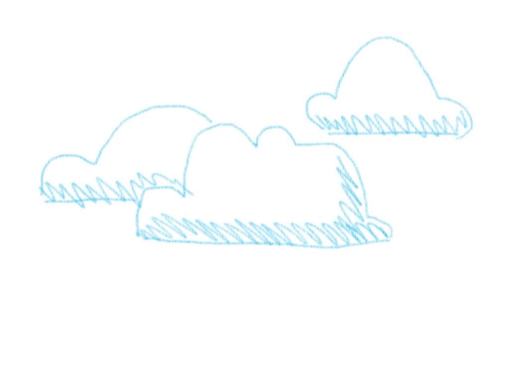 illustration wolken 13 von 14