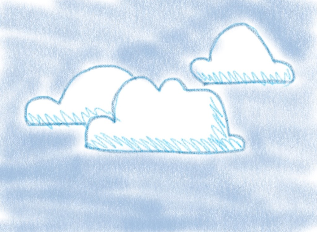 illustration wolken 14 von 14