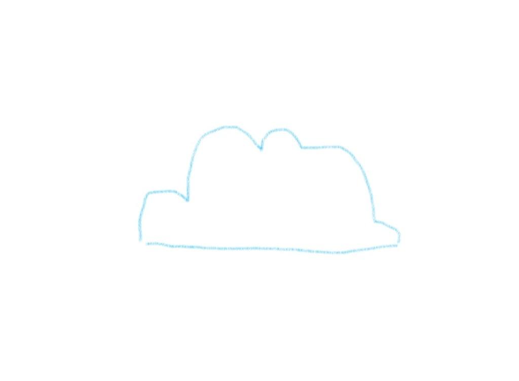 illustration wolken 3 von 14