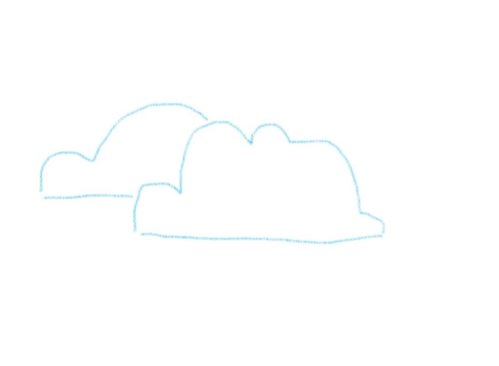 illustration wolken 5 von 14