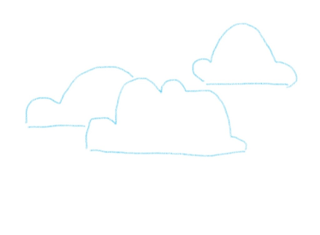illustration wolken 7 von 14
