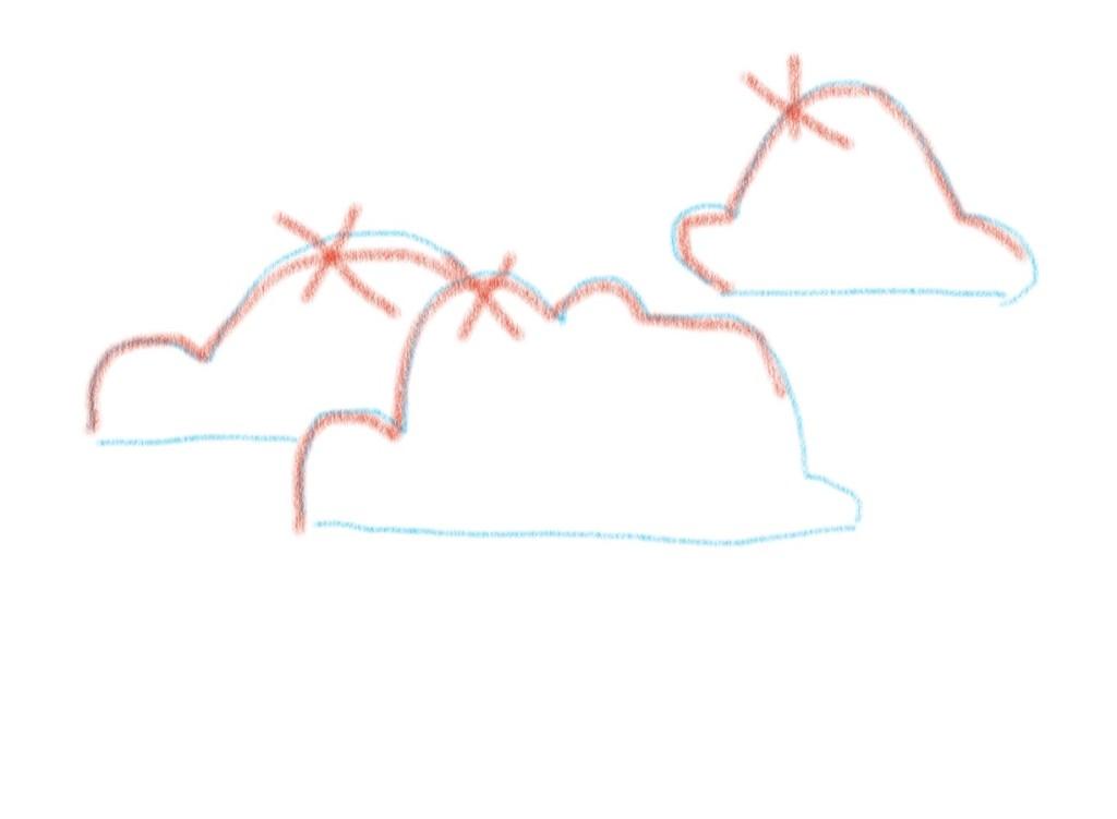illustration wolken 8 von 14