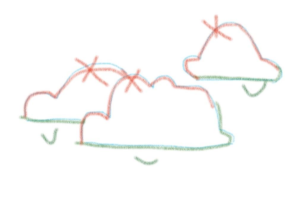 illustration wolken 9 von 14
