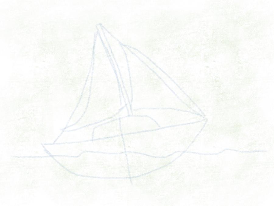 segelboot – 10