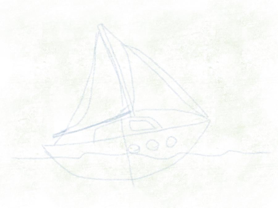 segelboot – 12