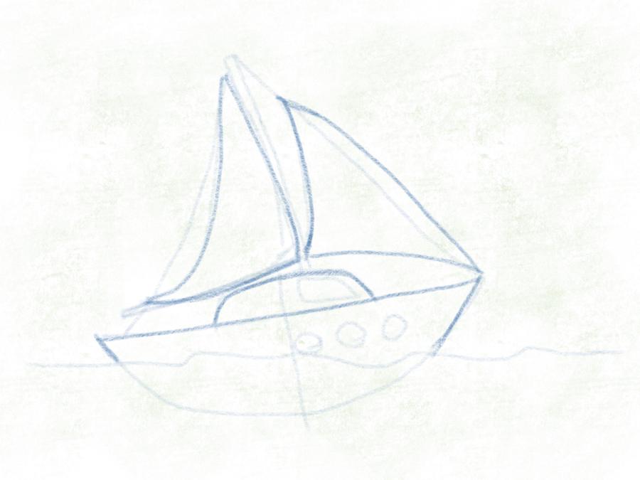 segelboot – 13