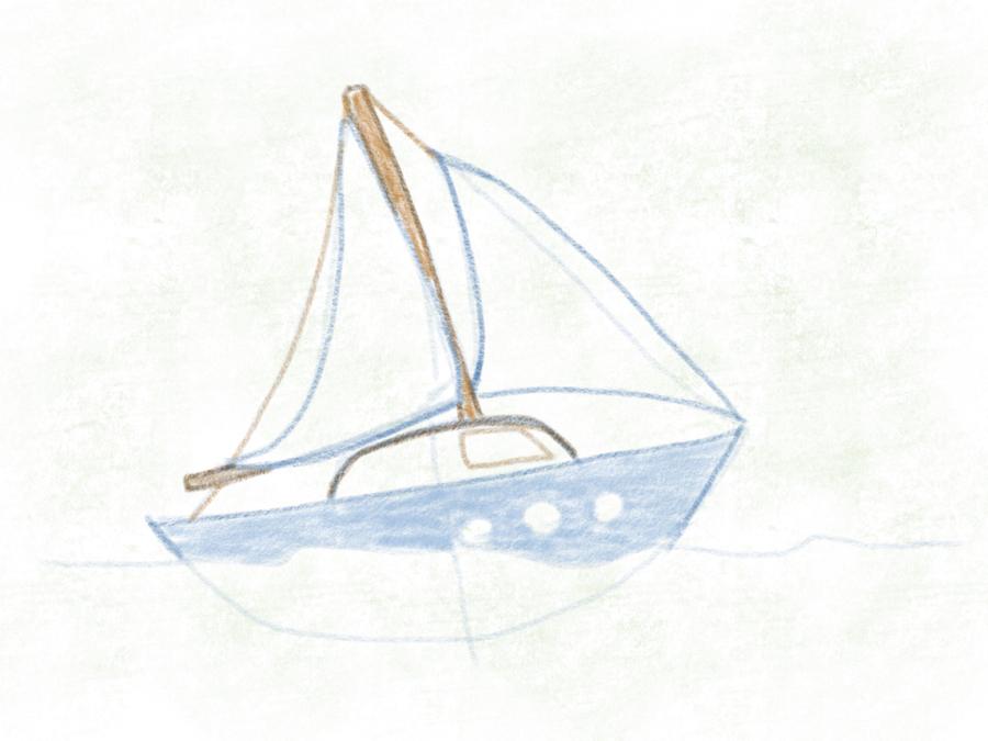 segelboot – 15
