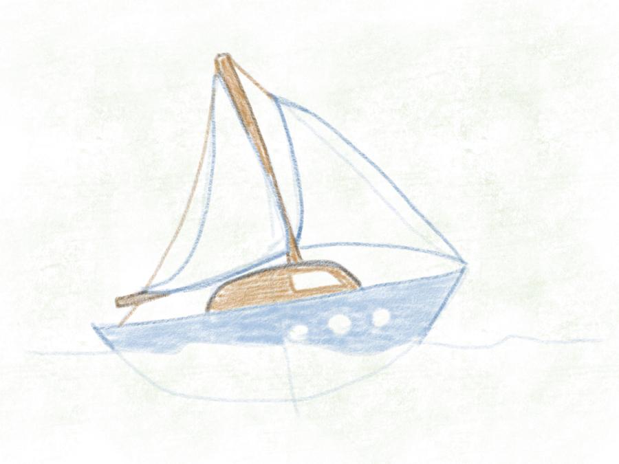 segelboot – 16