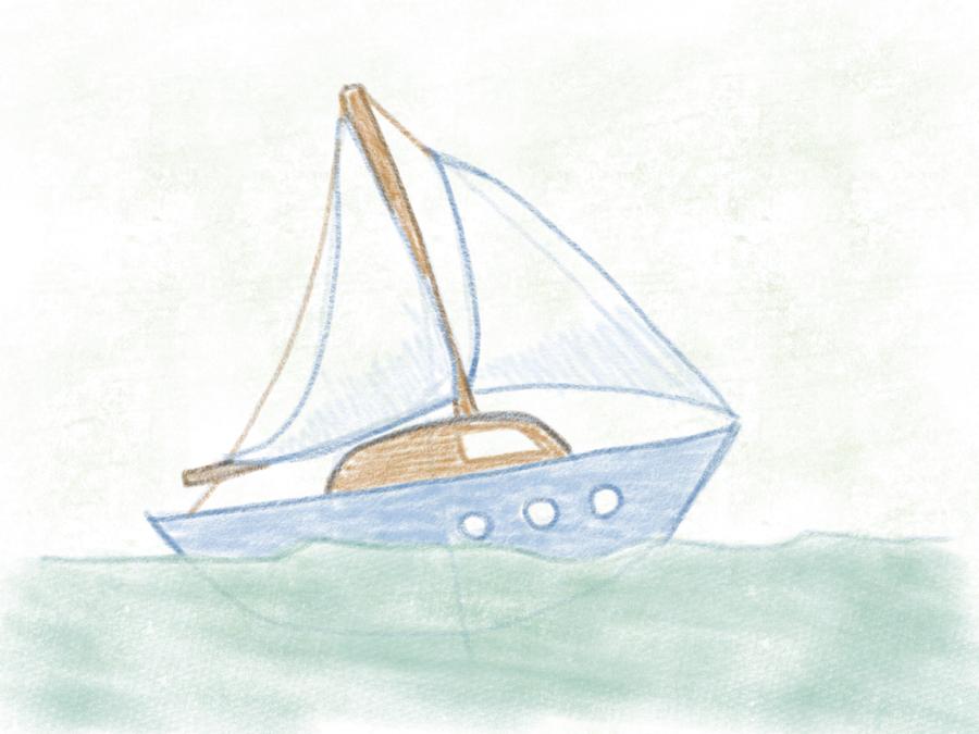 segelboot – 20